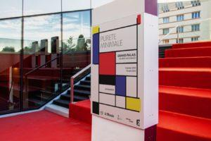 Exposition Grand Palais X Mondrian